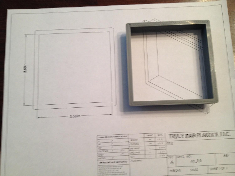 """Square 3.5"""""""