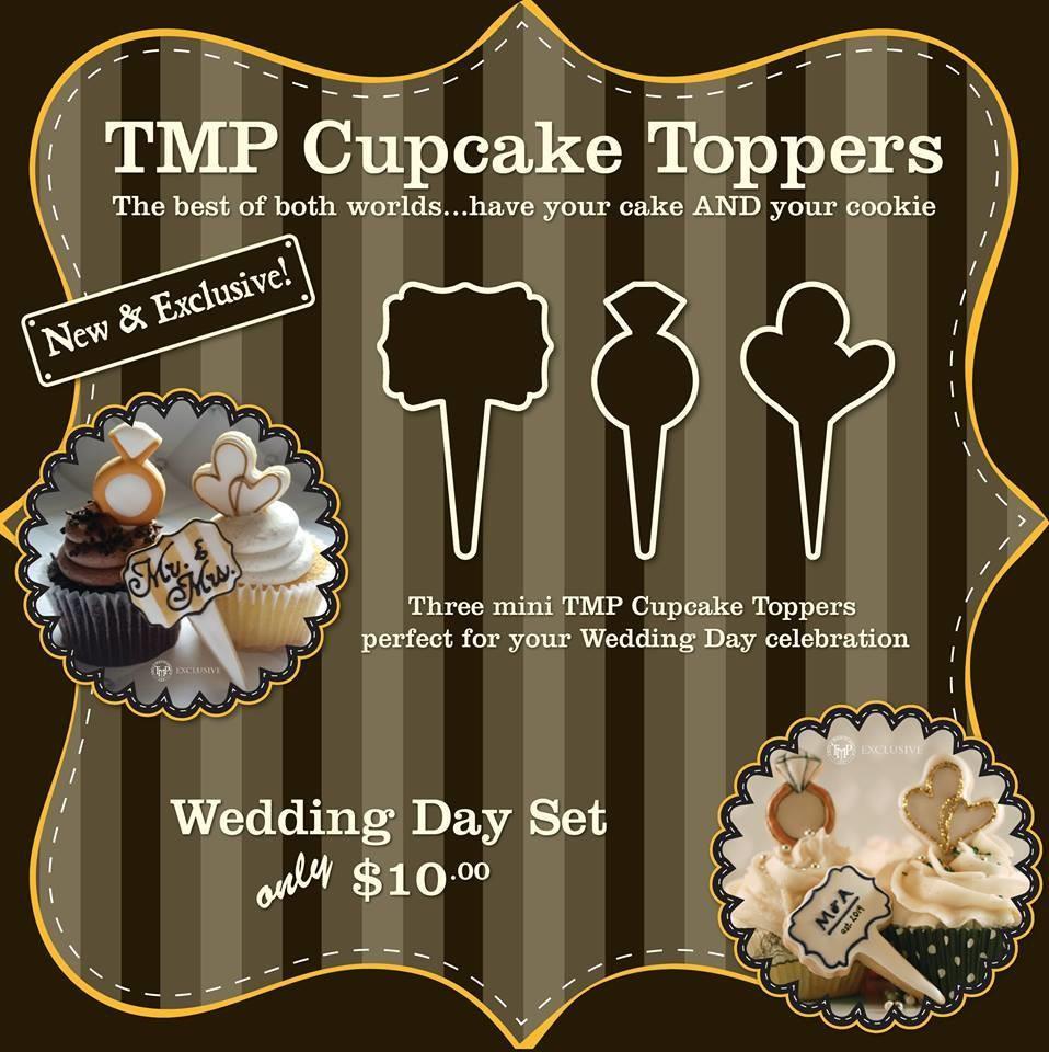 CT Wedding Set (plaque 57, diamond ring 01, hearts 01)