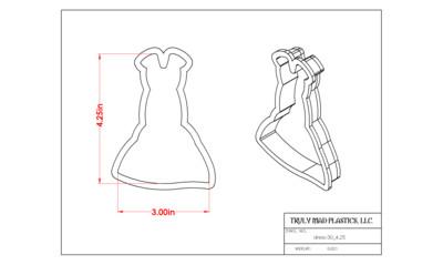 Dress 30 (4.25