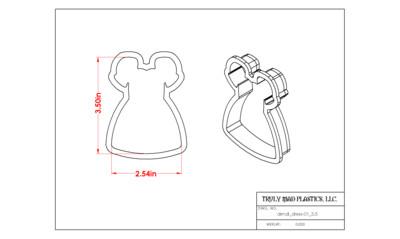Dirndl Dress 01 3.5