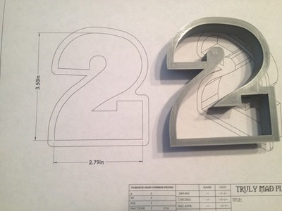 "2 Block 3.5"""