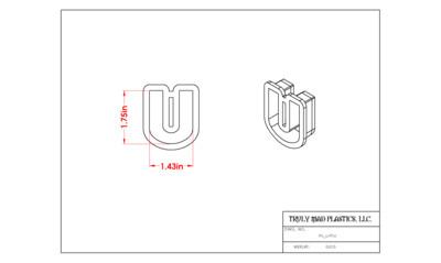 Mini U Helvetica