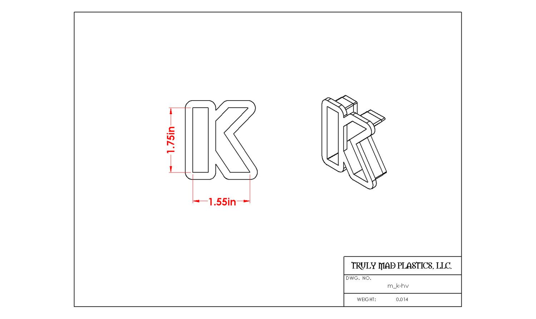 Mini K Helvetica