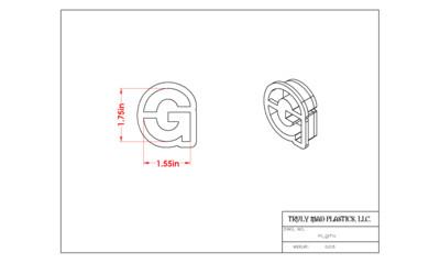 Mini G Helvetica