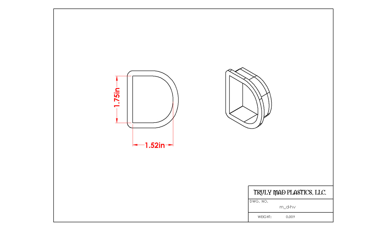 Mini D Helvetica