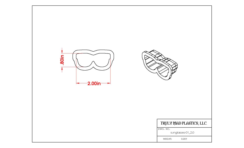 "Sunglasses 01 2.0"""