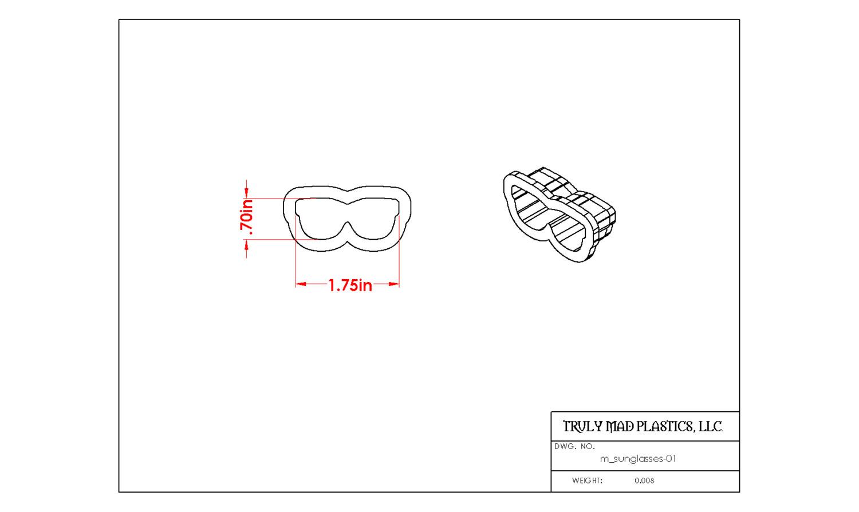Mini Sunglasses 01