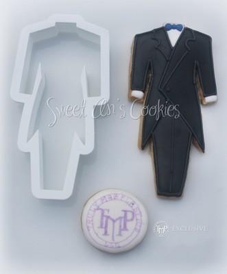 """Tuxedo 01 (4.0"""")"""