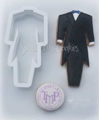 """Tuxedo 01 (5.0"""")"""
