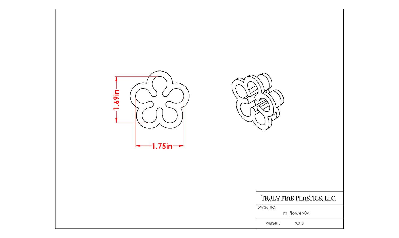 Mini Flower 04