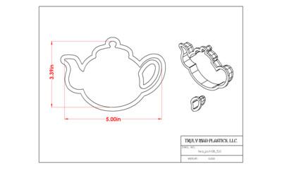 Tea Pot 08 (5.0