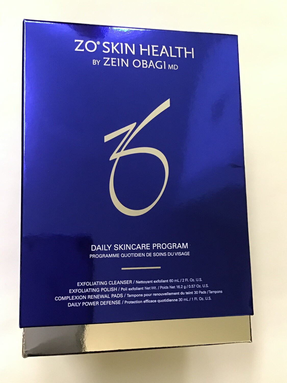 Daily Skincare Program Kit