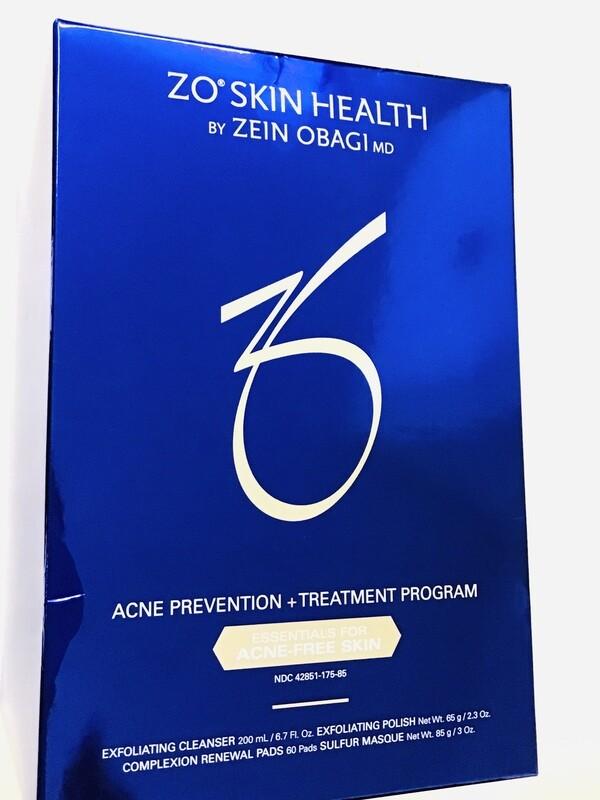 Acne Prevention + Treatment Program Kit