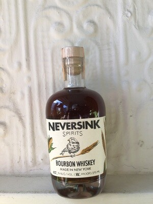 Neversink Spirits Bourbon Whiskey 375ml