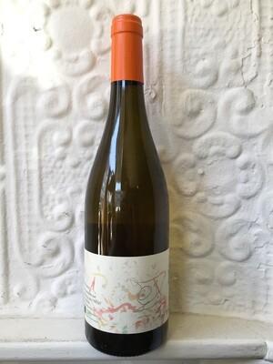 Chardonnay Escargot Blanc, Marie et Vincent Tricot 19 (Loire)