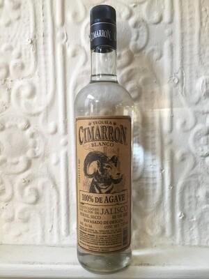 Cimarron Blanco Tequila (750ml)