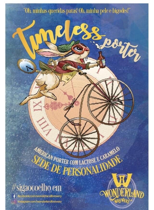 """Poster """"Timeless Porter"""", tamanho A3 (29,7 x 42,0 cm) 300g/m2"""