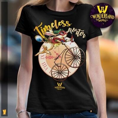 Camisa feminina - Timeless Porter