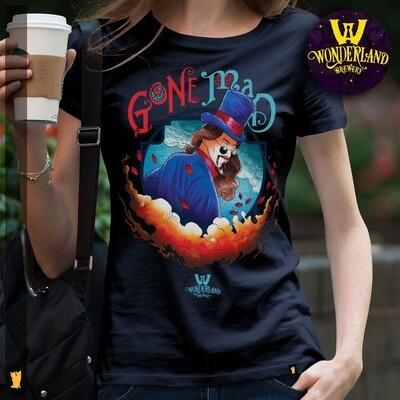 Camisa feminina - Gone Mad
