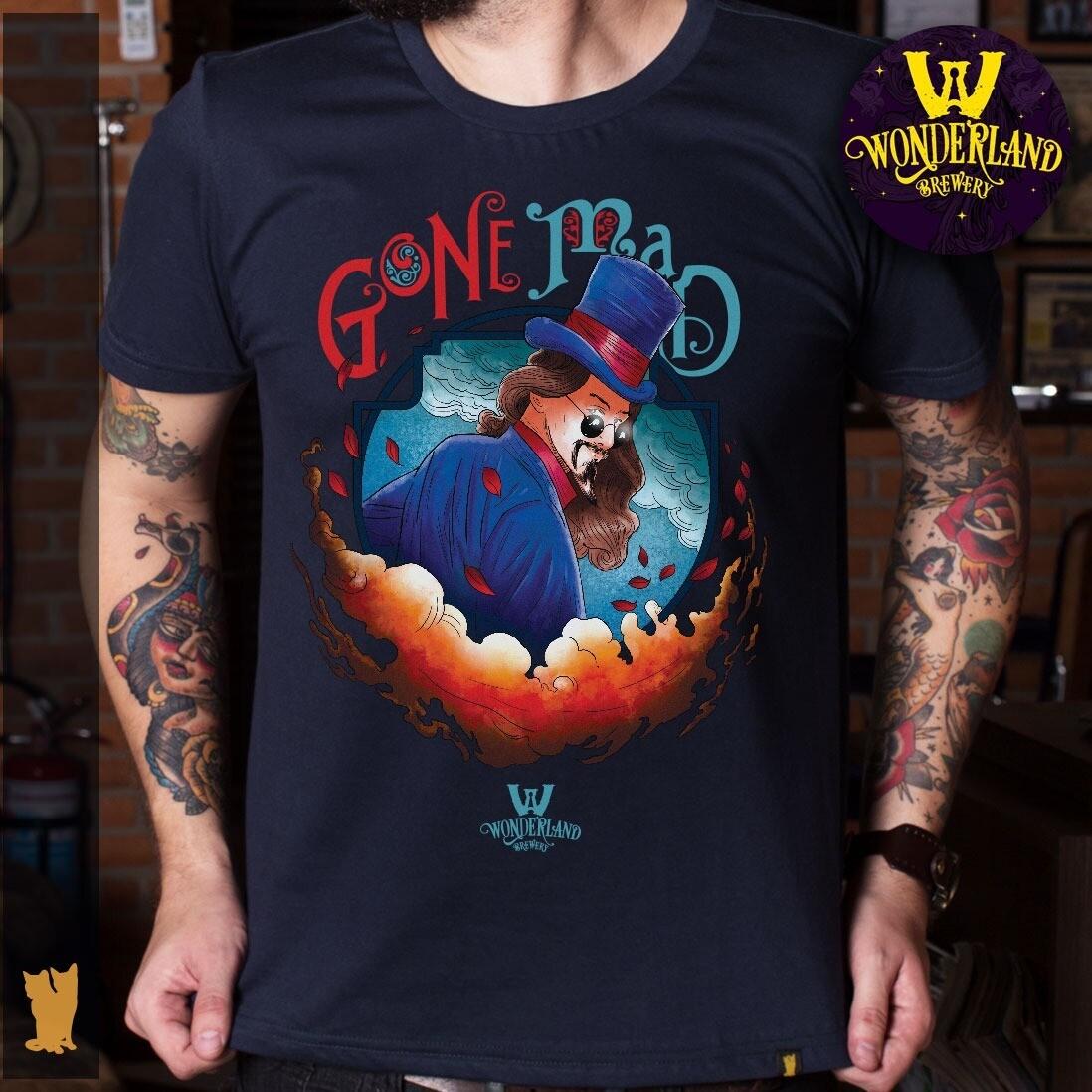 Camisa masculina - Gone Mad