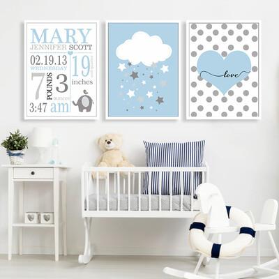 Nursery / Per room