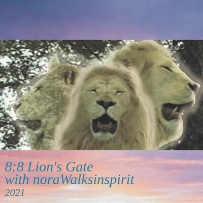 8-8 LION'S GATEWAY 2021