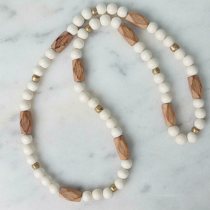 Stone+Stick Indie Necklace