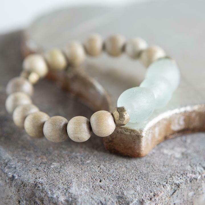 Stone+Stick Oasis Stretch Bracelet