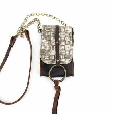 Canoe Phone Case- Basket Weave 979-53