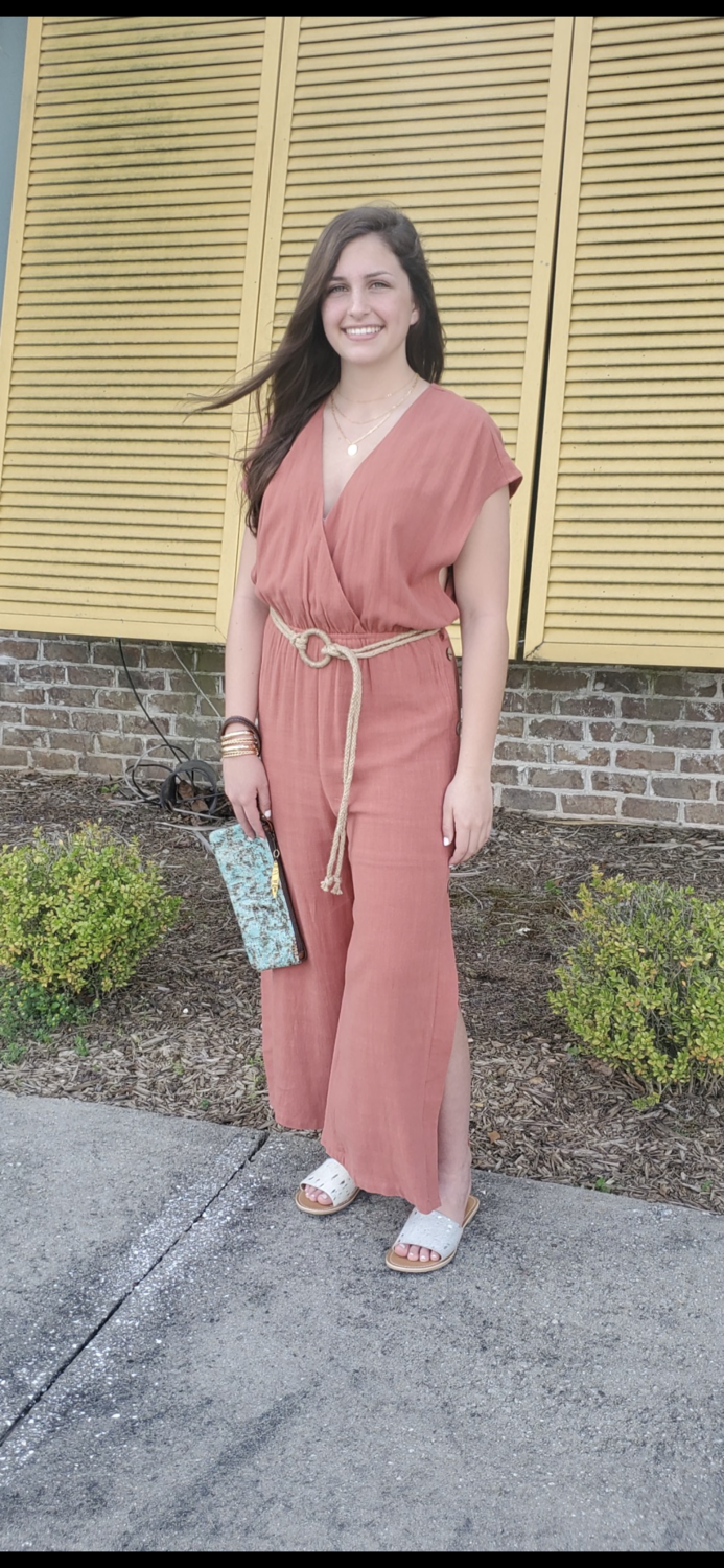 The Rio Grande Jumpsuit