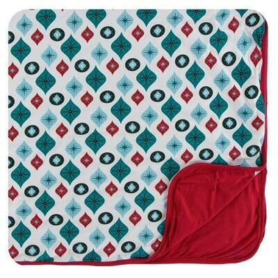 Kickee Pants Toddler Blanket- Holiday