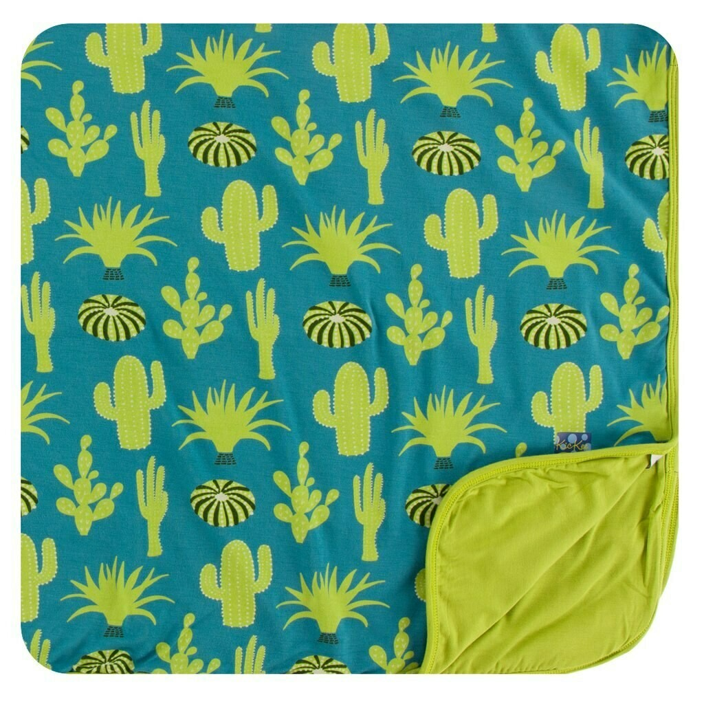 Kickee Pants Toddler Blanket- Cancun