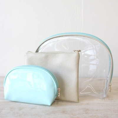 Manhattan Cosmetic Bags