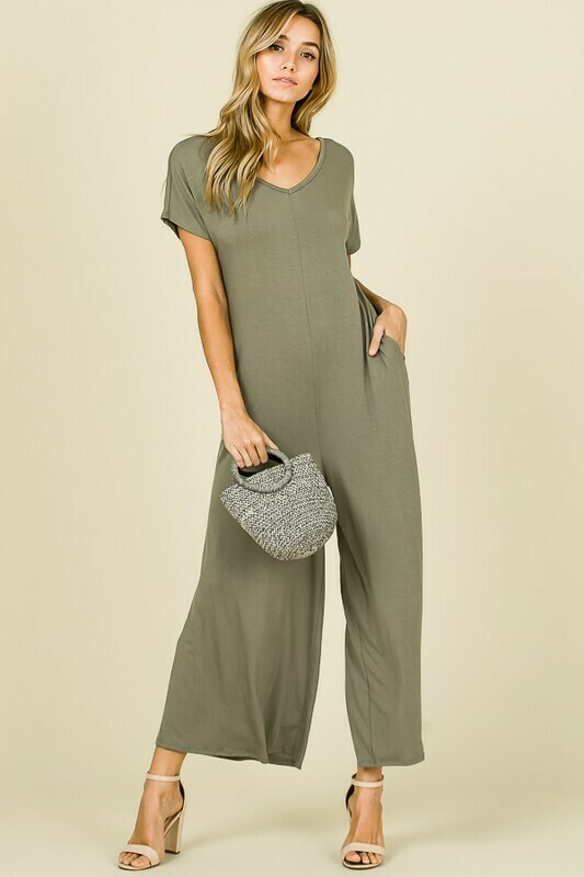 Lost in You Jumpsuit