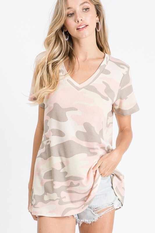 On The Hunt Top PLUS