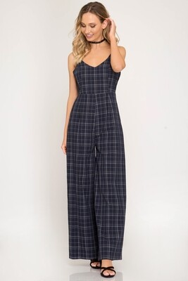 Easily Adored Jumpsuit
