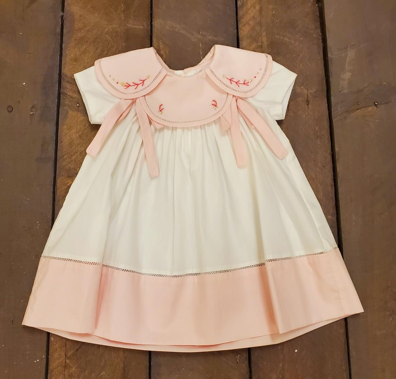 Sophie & Lucas- Vintage Holiday Petal Dress