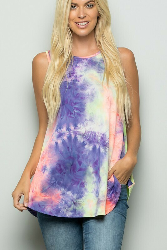Tie-Dye For Top