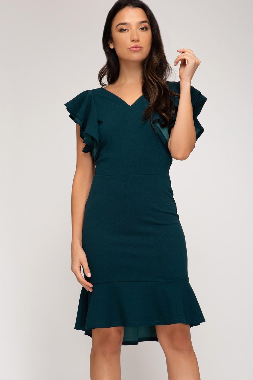 Be That Bold Dress