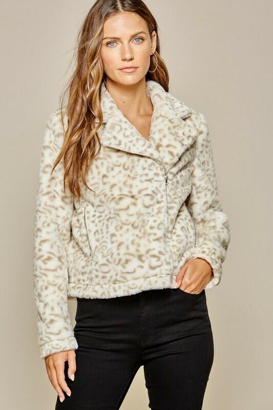 So Promising Fur Jacket