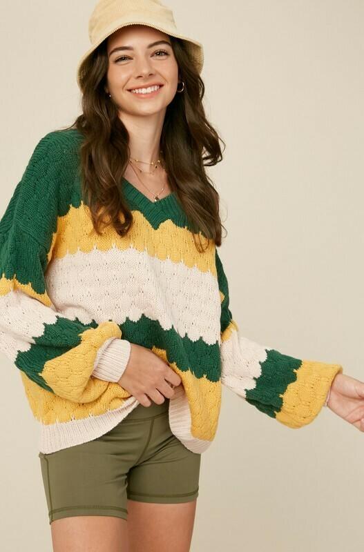 No Rumors Sweater