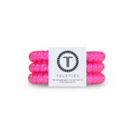 TELETIES Hot Pink Small
