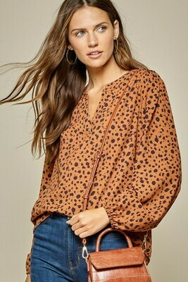 Hint Of Fall Top