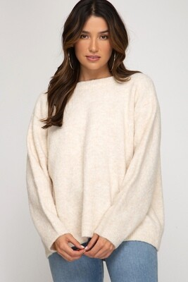 Love Story Sweater- One Size