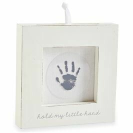 MudPie Hand and Foot Print Frame