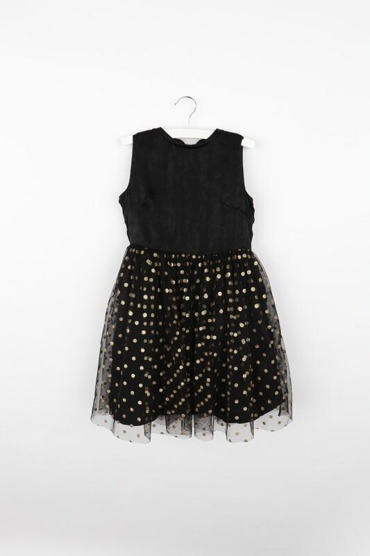 Gabby Darcy Tulle Dress Black