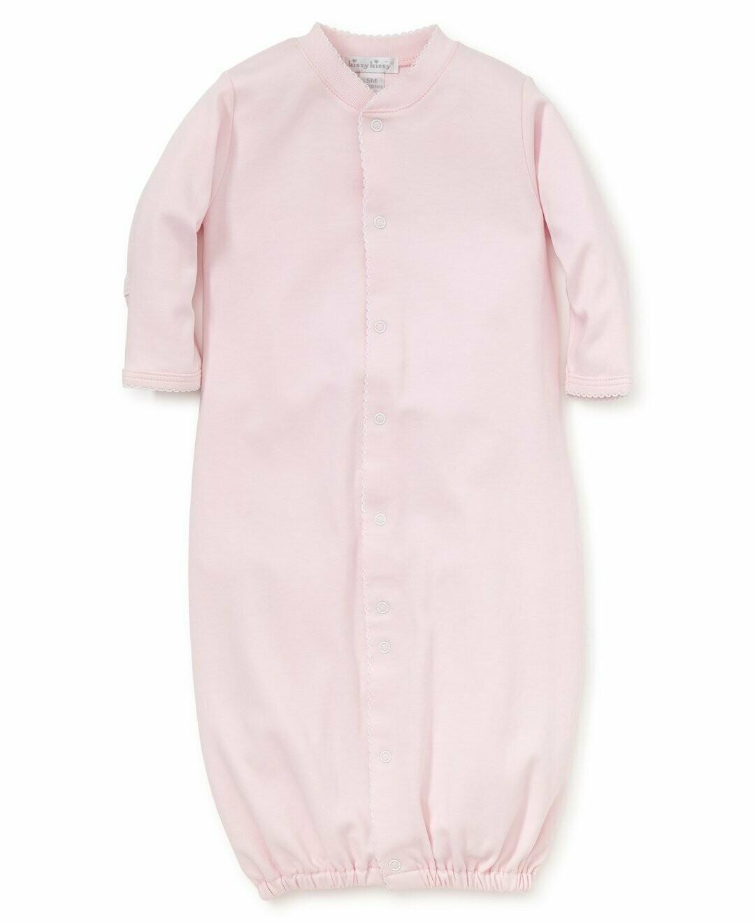 Kissy Kissy Basic Converter Gown- Pink