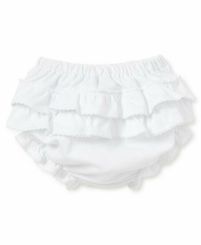 Kissy Kissy Basic Ruffle Diaper Cover