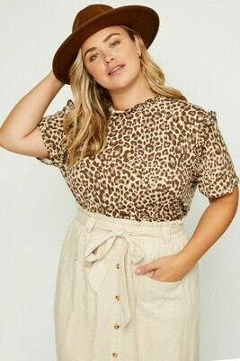 Forever Falling Top PLUS