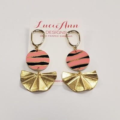 Fan- Pink Tiger